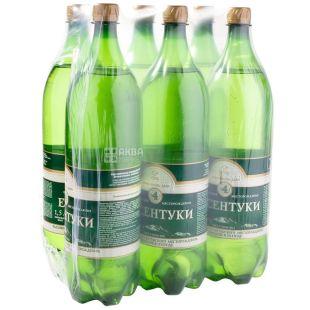 Essentuki-4, pack of 6 pcs. 1.5 l each, carbonated water, PET, PAT