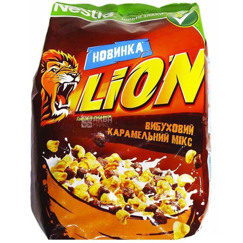 Nestle, 250 г, готовий сніданок, Lion