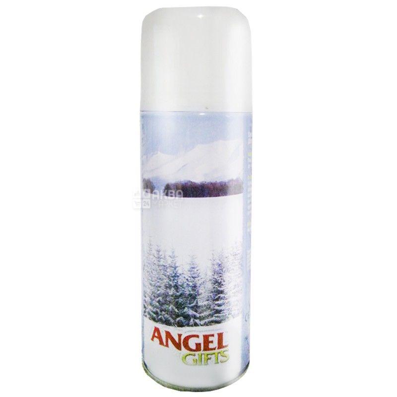 Angel, 250 мл, спрей, Искусственный снег, ж/б