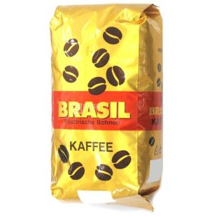 Alvorada, 1 кг, кава, зерна, Brasil Kafee