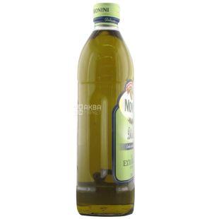 Monini, 1 л, Олія оливкова, Delicato, Extra Virgin, скло