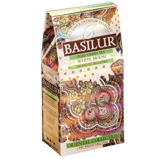 Basilur, 100 g, tea, green, Oriental collection, White Moon