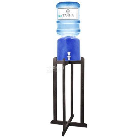 Подставка для керамического диспенсера для воды крестообразная высокая, WSD-2 ВЕНГЕ