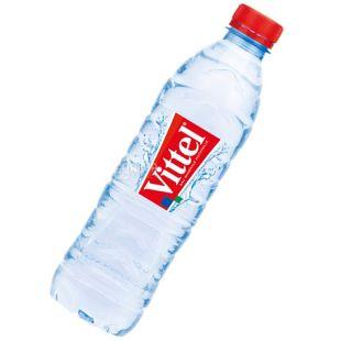 Vittel, 0,5 л, Вода негазована, Мінеральна, ПЕТ