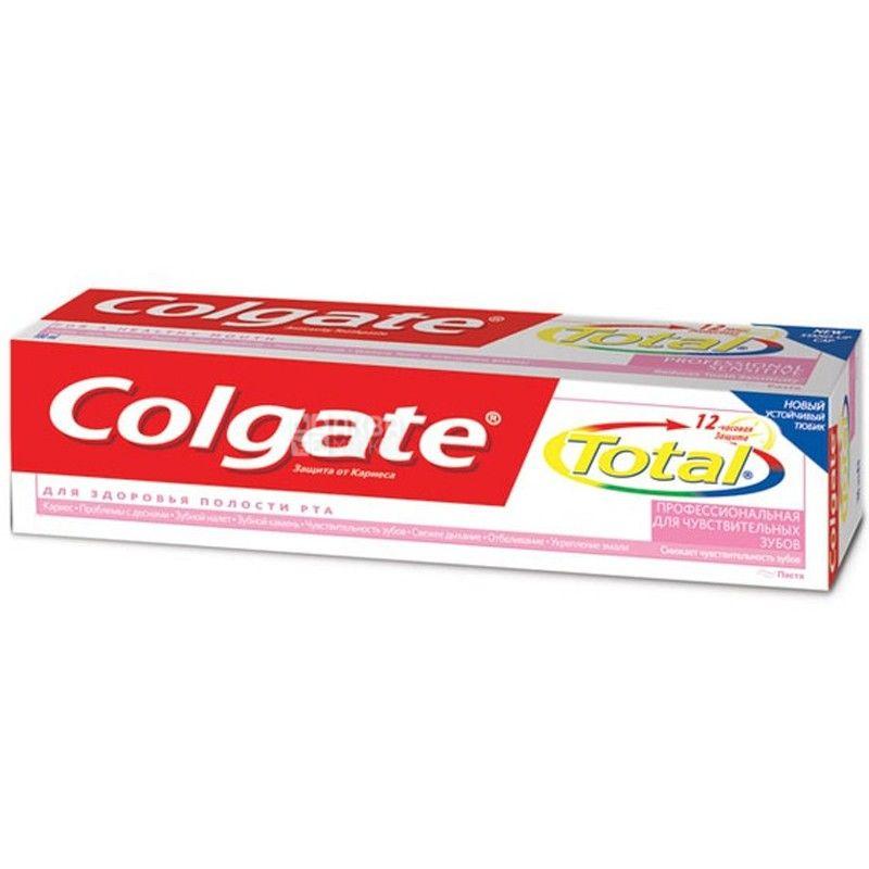 Colgate, 100 мл, зубна паста, Pro-sensitive