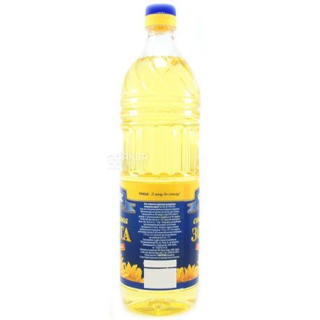 Чумак, 0,9 л, Подсолнечное масло, рафинированное