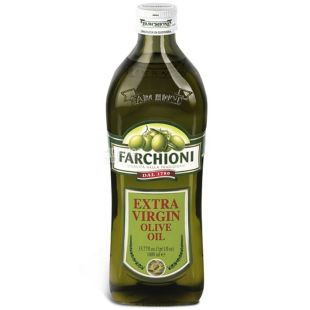Farchioni Extra vergine, 1 L, Olive oil, glass