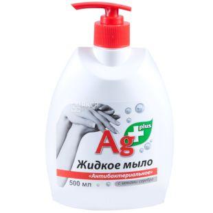 Мыло Ag+ 500 мл Антибактериальное