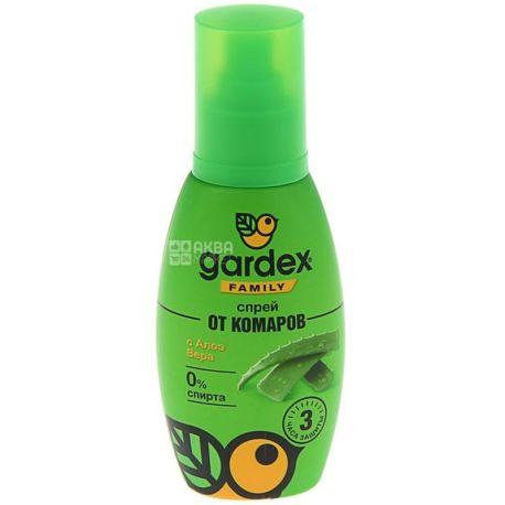 Gardex, 100 мл, спрей від комарів
