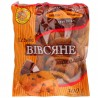 Київхліб, 300 г, печиво, Вівсяне з шоколадом