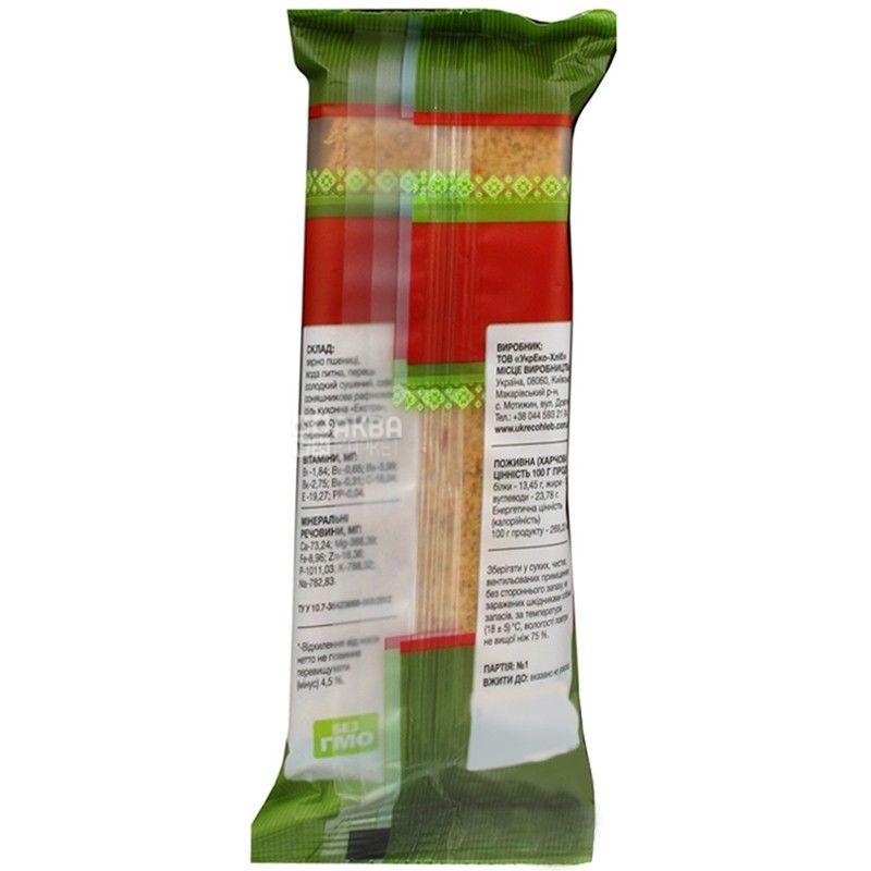 Росток, 120 г, хлебцы, со сладким перцем и зеленью