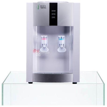 Ecotronic H1-T White, кулер для воды настольный