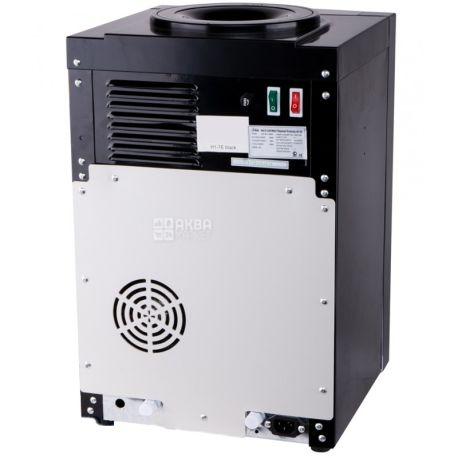Ecotronic H1-TE Black, Кулер для води з електронним охолодженням, настільний