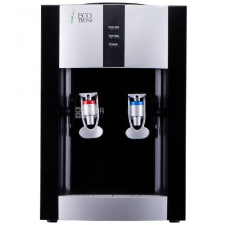 Ecotronic H1-TE Black, water table cooler