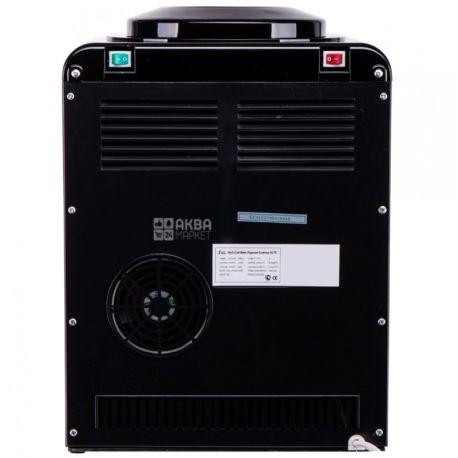 Ecotronic H2-TE Black, Кулер для воды с электронным охлаждением, настольный