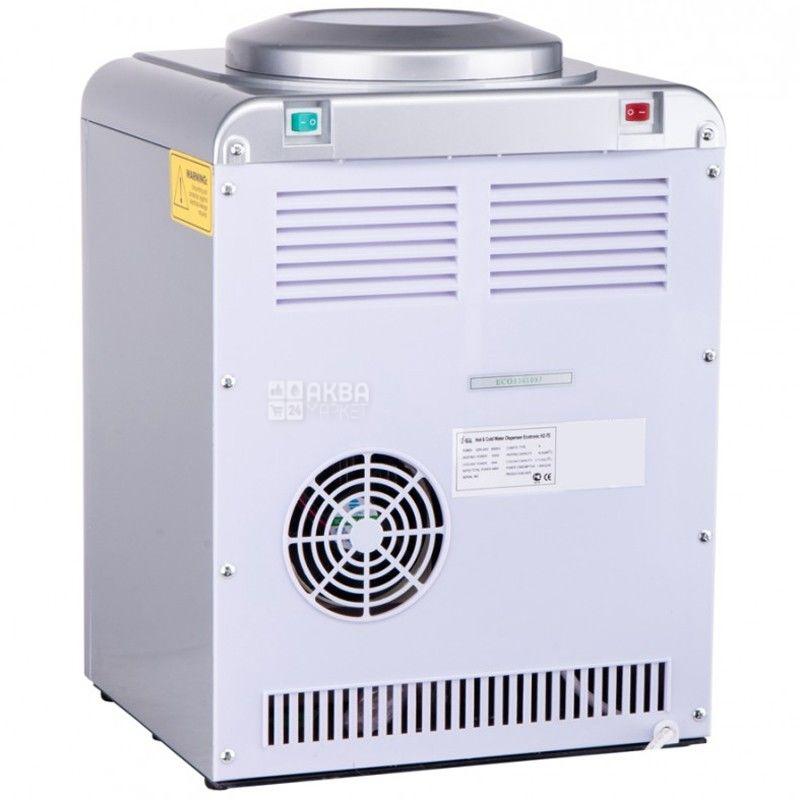 Ecotronic H2-TE Silver, Кулер для воды с электронным охлаждением, настольный