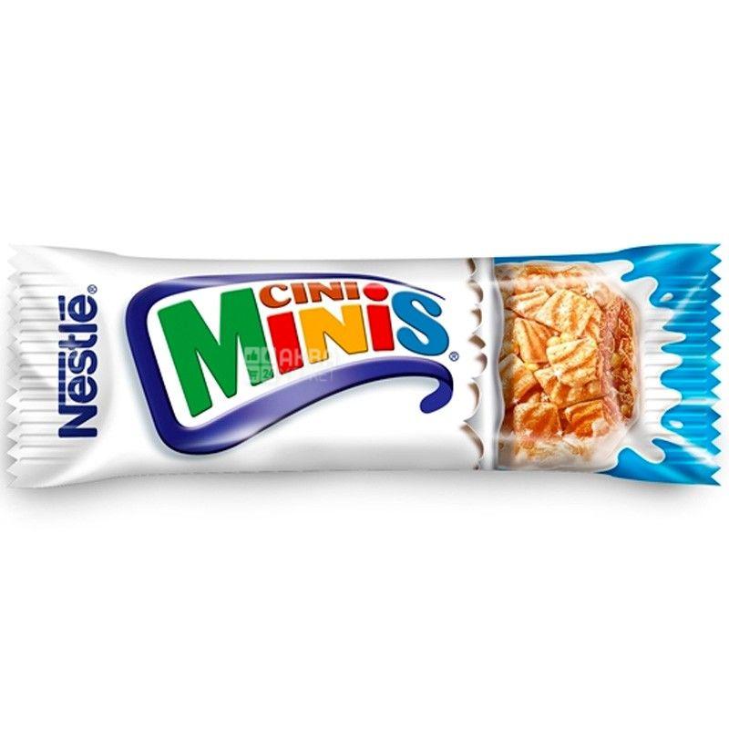 Cini-Minis, 25 г, зерновой батончик, с цельными злаками