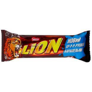 Lion, 42 г, шоколадный батончик