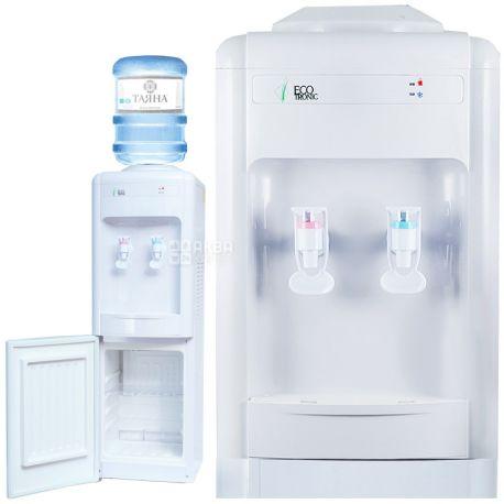 Ecotronic H2-LF White, кулер для води підлоговий