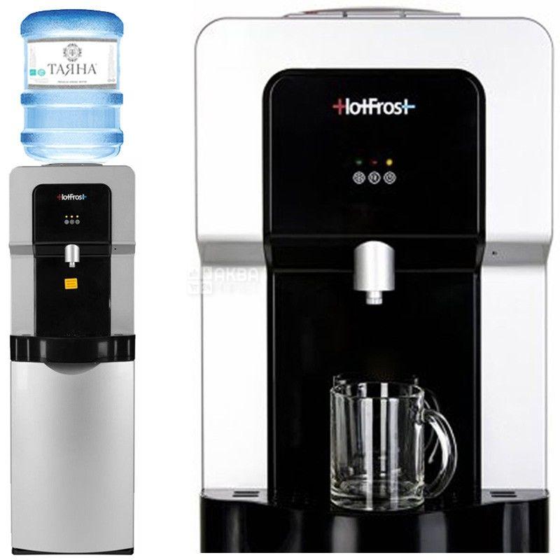 HotFrost V900 CS, Кулер  напольный для воды с компрессорным охлаждением