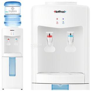 HotFrost V118, кулер для воды