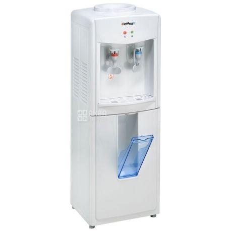 HotFrost V118, Кулер для воды с компрессорным охлаждением, напольный