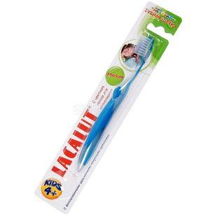 Lacalut, зубная щетка, Kids 4+