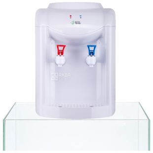 Ecotronic K1-TN White, Кулер для воды без охлаждения, настольный