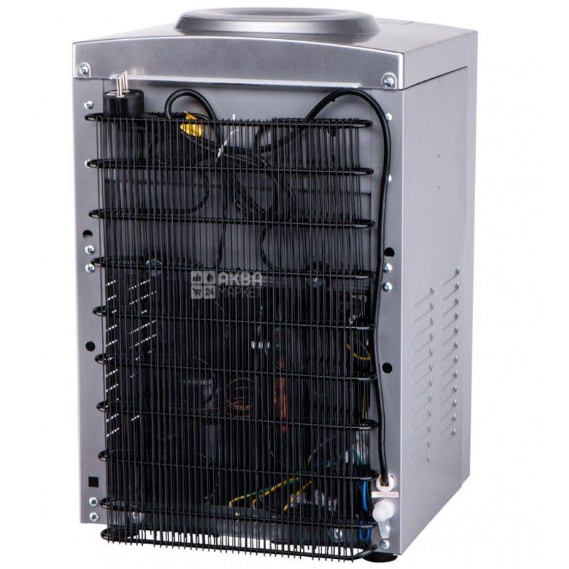 Ecotronic G2-TPM Silver, Кулер для води з компресорним охолодженням, настільний