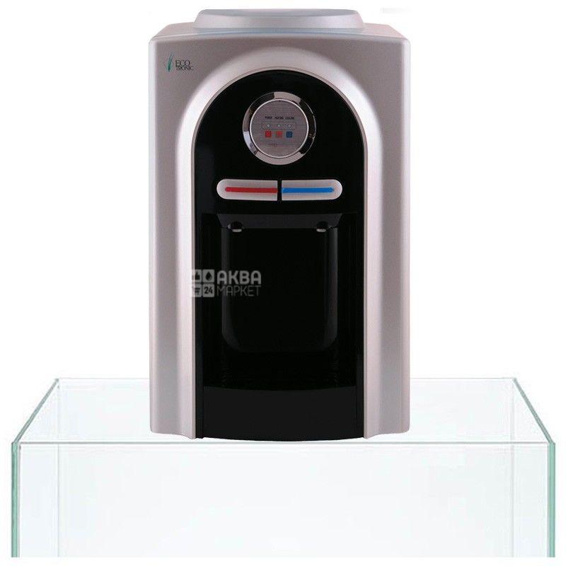 Ecotronic C2-TE Black, кулер для воды настольний