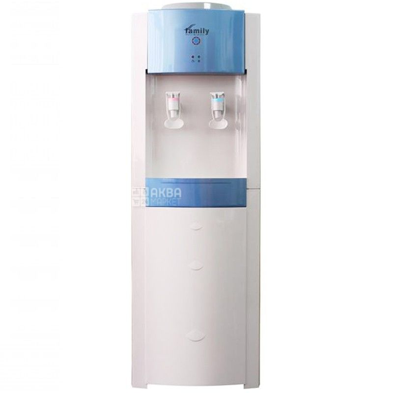 Bio Family WBF-1000 LA Blue, кулер для воды напольный