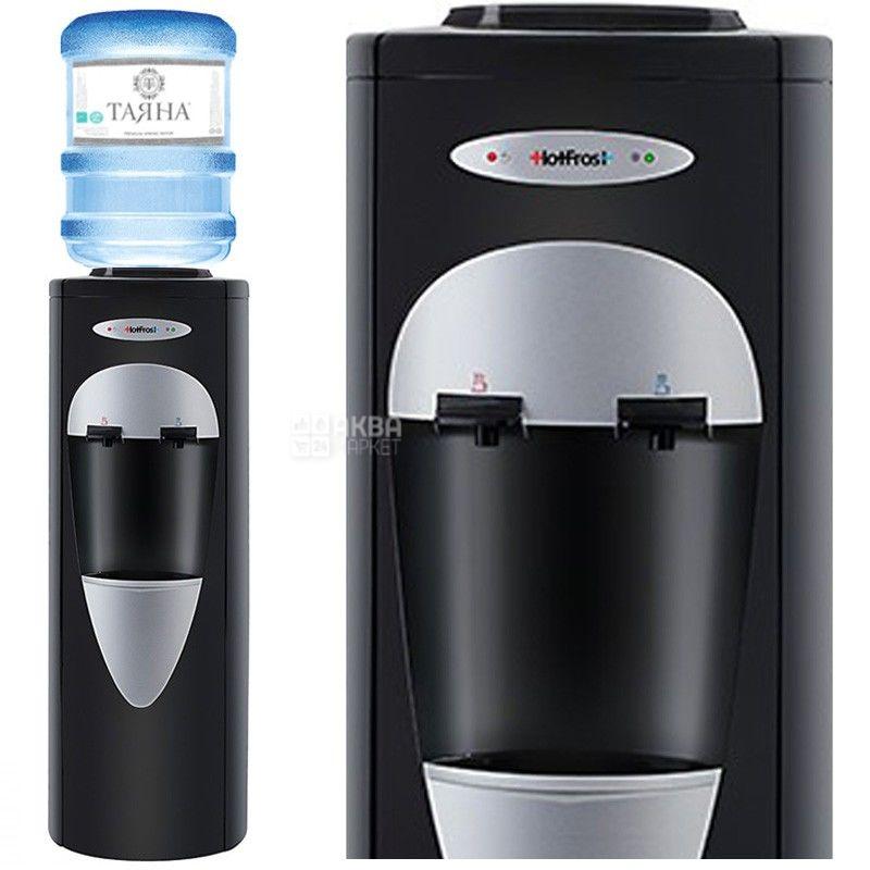 HotFrost V116 N Black, кулер для воды напольный