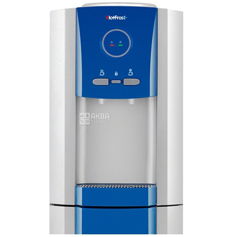 HotFrost V730 CES Blue, кулер для воды напольный