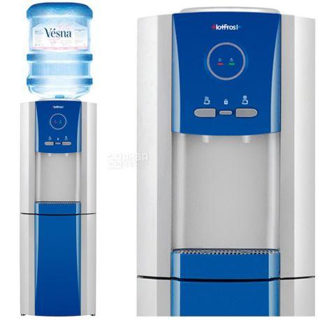 HotFrost V730 CES Blue, кулер для води підлоговий