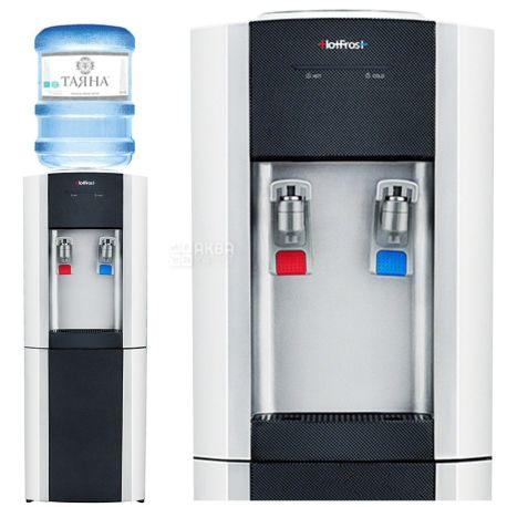 HotFrost V710 CES Carbon, кулер для воды напольный