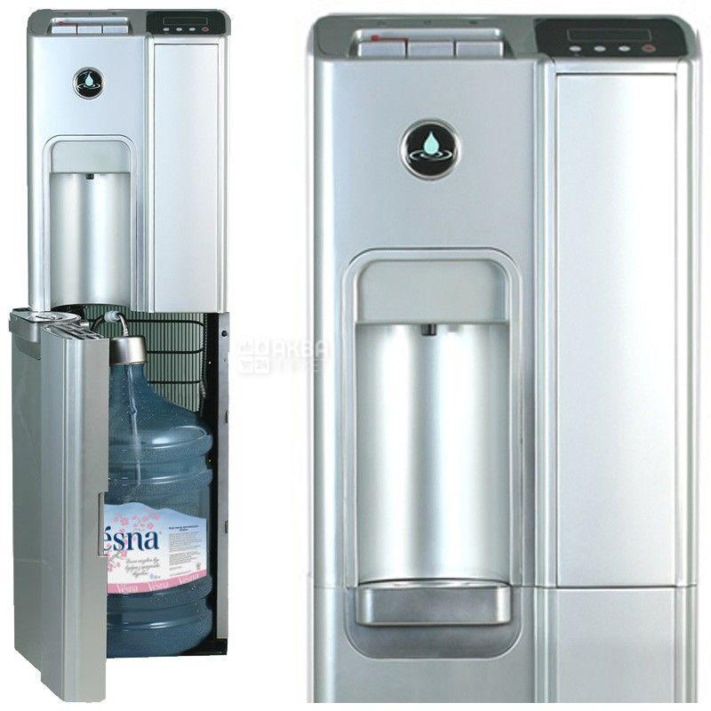 Ecotronic P7-LX Silver, кулер для води підлоговий