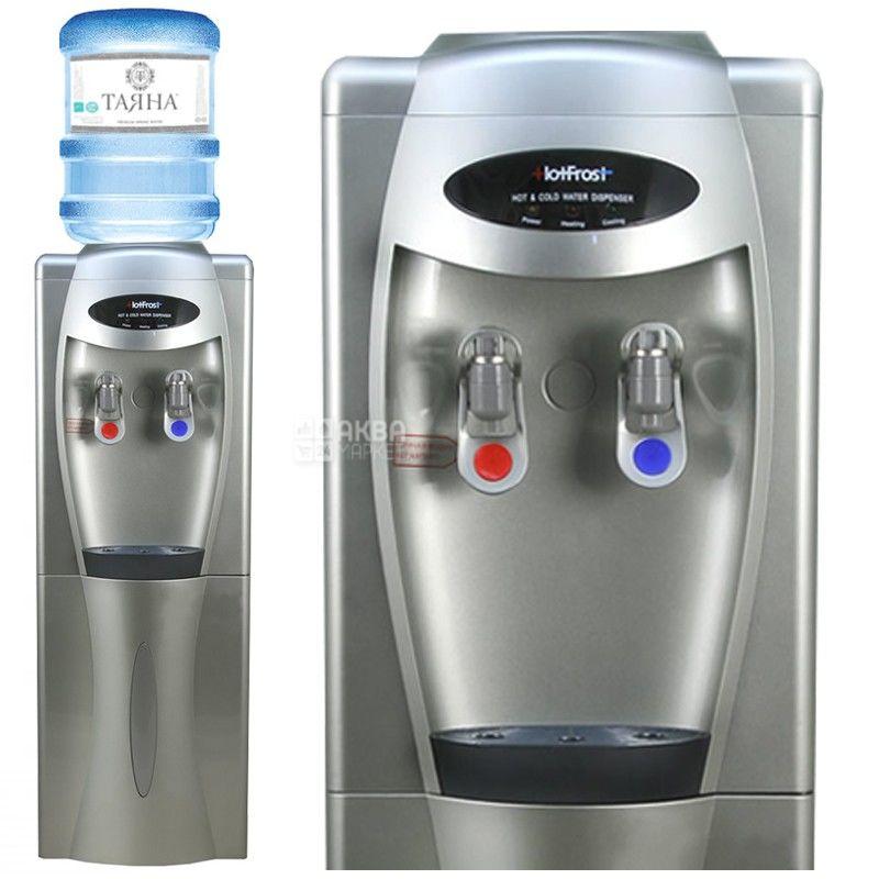 HotFrost V208 BS, кулер для води підлоговий