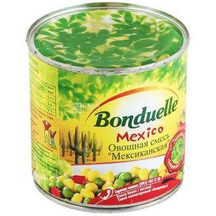 Bonduelle, 425 g, mixed vegetables, Mexico