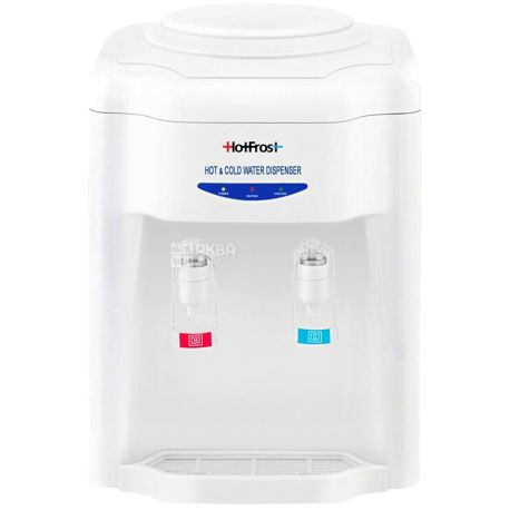 HotFrost D22 E, desktop water cooler