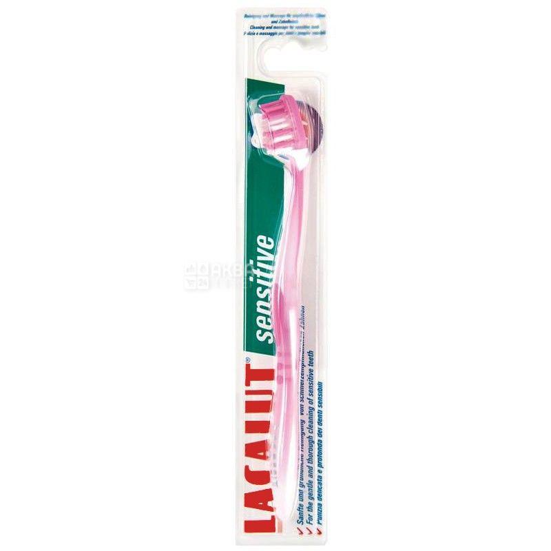 Lacalut, зубная щетка, Sensitive