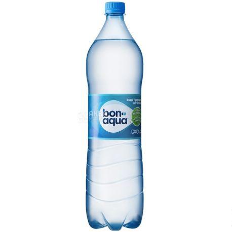 BonAqua, 1,5 л, БонАква, Вода мінеральна негазована, ПЕТ