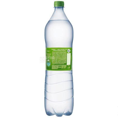 BonAqua, 1,5 l, Lightly carbonated water, PET, PAT