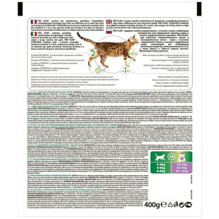 Pro Plan, 400 g, cat food, Adult, Sterilised, Turkey