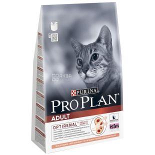 Pro Plan, 1,5 кг, корм для котів, Adult, Salmon