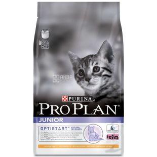 Pro Plan, 1,5 кг, корм для котят, Junior, Chicken