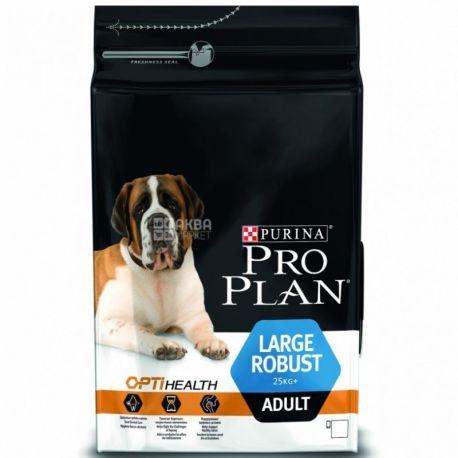 Pro Plan, 3 кг, корм для собак великих порід, Adult, Chicken