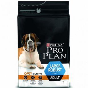 Pro Plan, 3 кг, корм для собак больших пород, Adult, Chicken