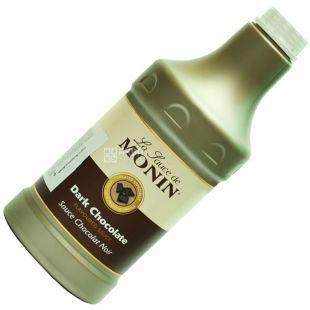 Monin, 1,89 л, Десертный соус, Черный шоколад