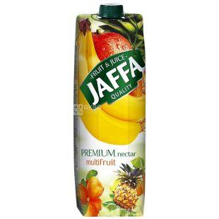 Jaffa, 1 л, нектар, Мультифрукт