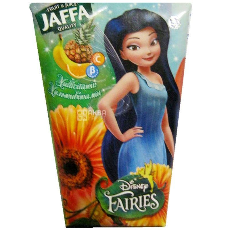 Jaffa, 0,125 л, нектар, Мультивитамин, Fairies